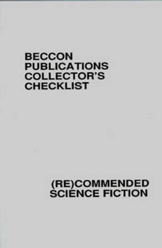 (Re)Commended Science Fiction (Beccon Publications Collector's Checklist)