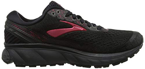 de Brooks Ghost Ebony Multicolore Femme Pink GTX Black Running 071 11 Chaussures nnR4fq
