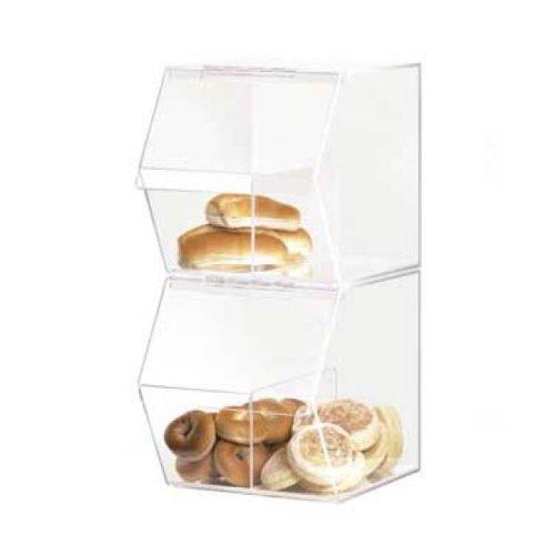 Cal-Mil Plastic Food Bin Stackable 11'' x 14'' x 12'' 948 ()