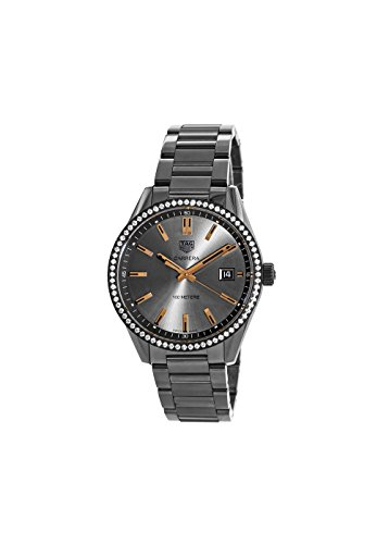 Womens-Tag-heuer-Carrera-39MM-Black-Titanium-Diamonds-WAR1115BA0602