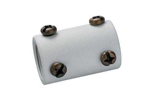 (Monte Carlo MC80TW Down rod Extension and Coupler, Textured White)