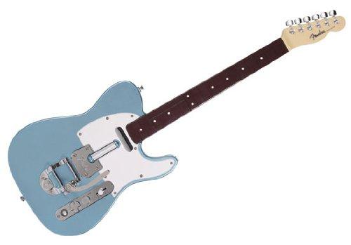Microsoft Xbox 360 - Guitarra Rock Band 3 Inalámbrica, Color Gris ...