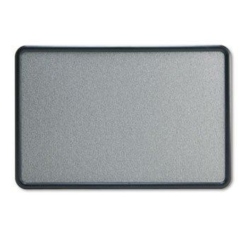 Quartet 7693G Fabric Covered Tack Board, 36