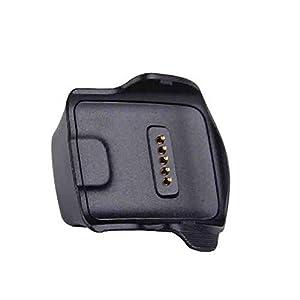 Chargeur Berceau B Charge Smart Watch ABS Station pour Sung Galaxy Engrenage Fit R350 Dock Sonde Magnétique Câble D'interface Chargeur Rapide Portable 2