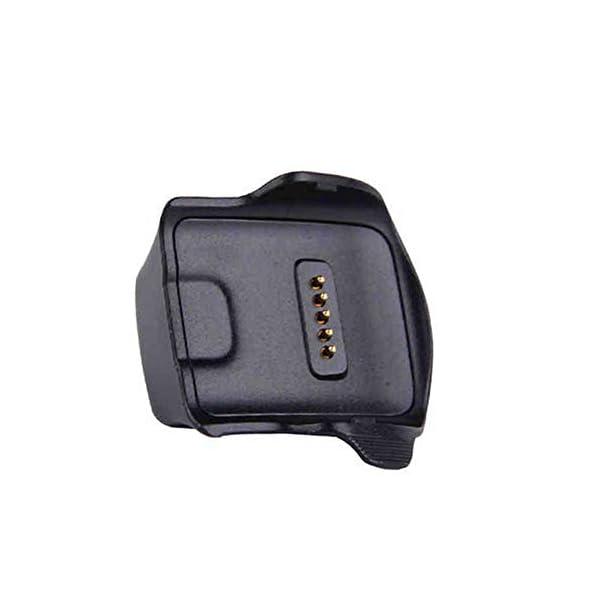 Chargeur Berceau B Charge Smart Watch ABS Station pour Sung Galaxy Engrenage Fit R350 Dock Sonde Magnétique Câble D'interface Chargeur Rapide Portable 1