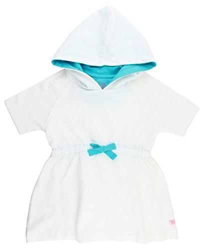 RuffleButts Little Girls Sleeve Cover Up