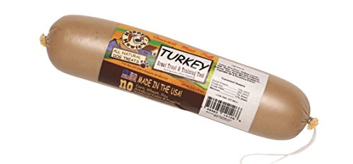 Happy Howie 12126 Premium Turkey Roll  2 Lb