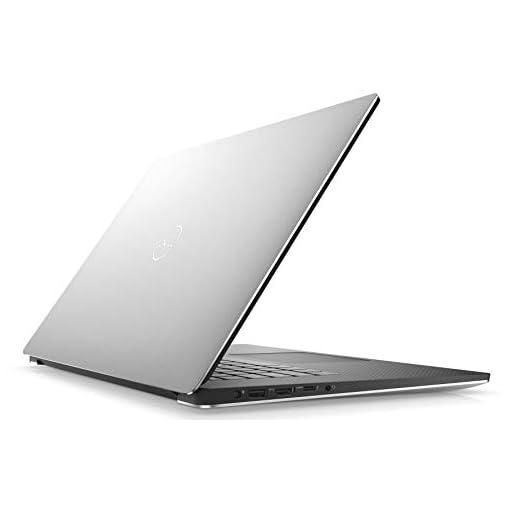 Dell XPS 15 7000 15.6-inch UHD IPS OLED Infinity Laptop – (Silver) Intel Core i9-9980HK, 32 GB RAM, 1 TB SSD, NVIDIA GeForce GTX 1650 4 GB, Fingerprint Reader, Windows 10 Home