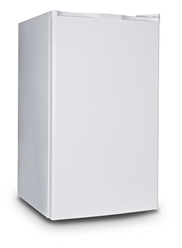 Commercial Cool CCR40W Compact Single Door Refrigerator and Freezer
