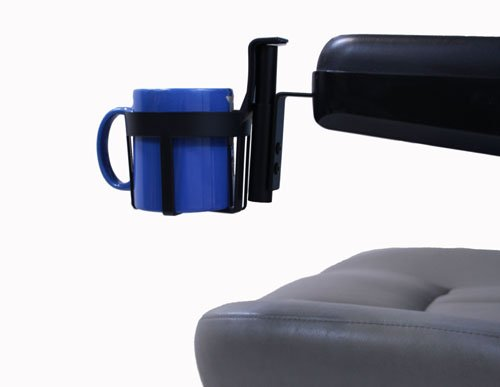 The Wright Stuff Cup Holders for Armrest Size=Scooter mount