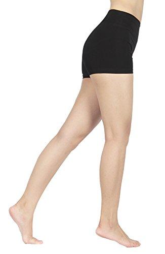 4HOW Mujer y Pantalones cortos cortos c RUwBRvr