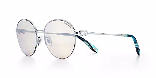 Tiffany 0TF3053-61086V SILVER -56mm Womens