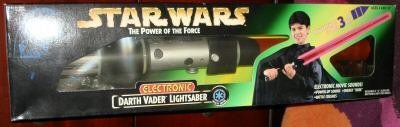 【激安】 Star Darth Electronic Wars The Power of Box the Force Electronic Darth Vader Lightsaber Green Box B0036N8WVM, 格安人気:22801e8c --- diceanalytics.pk