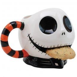 tim burtons the nightmare before christmas jack mouth mug 12 oz