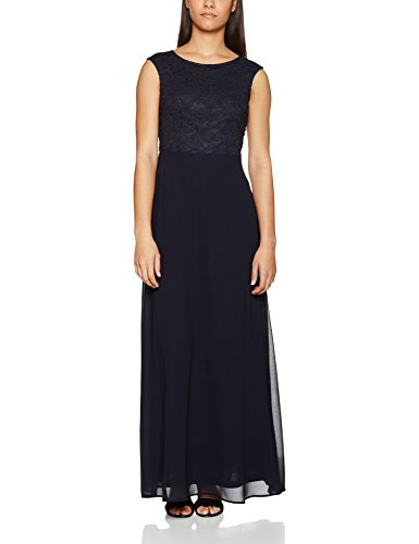 ESPRIT Navy Kleid Collection 400 Damen Blau S8qrnSBW