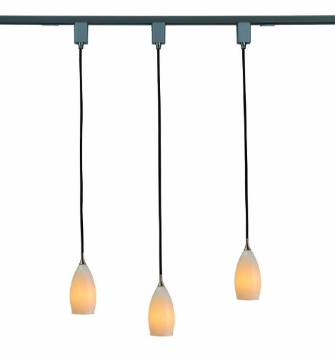 Glass Pendant Track Lighting - 2
