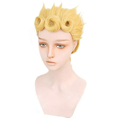 magic acgn Short For Men Cosplay Wig Game Hair Anime Cosplay  Wig   -