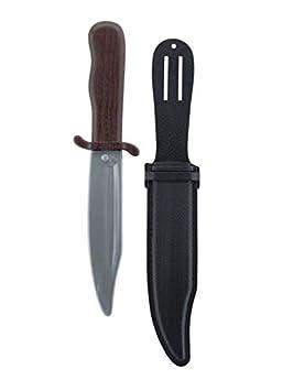 DISBACANAL Cuchillo Cazador: Amazon.es: Juguetes y juegos
