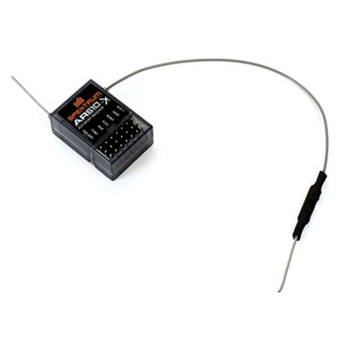 Spektrum Ar610 6 Channel Dsmx Aircraft Receiver