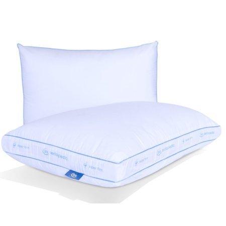 -Sertapedic 2 Set Standard Size Super Firm Pillows