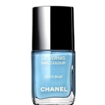 Amazon.com: Chanel: Le Vernis De Chanel Blue Nail Polish; Coco Blue ...