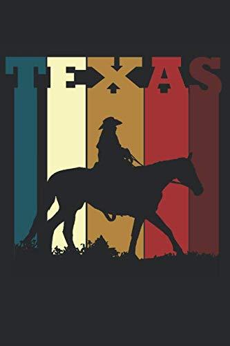- Texas Cowboy Notebook: Lined Journal