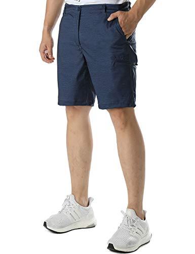 - PULI Boy Beach Pleated Shorts Quick Drying Swimming Pants Blue S 30