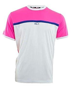 Siux Camiseta Apolo Rosa: Amazon.es: Deportes y aire libre