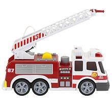 Fast Lane Fire Truck