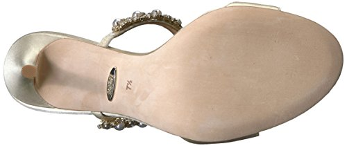 latest cheap price Badgley Mischka Women's Yuliana Heeled Sandal Ivory pay with visa sale online buy cheap for nice many kinds of sale online Ph9BQr2B