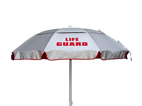 Kemp USA Lifeguard Solar Umbrella