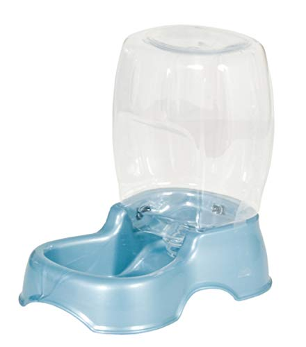 - Petmate Pet Cafe Waterer Cat and Dog Water Dispenser 4 Sizes