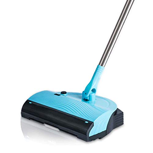 MOP Portable Rechargeable Powered Cordless Electric Spinning Handheld Vacuum Cleaner, with Rechargeable Lithium Ion Battery, Lightweight for Floor Carpet Pet Hair Car ()