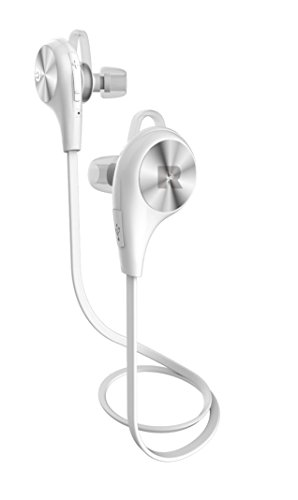 Bluetooth Earbuds w/ Microphone, IPX7 Waterproof w/ 8 Hr Battery, CVC noise canceling, designed to stay in during any exercise!