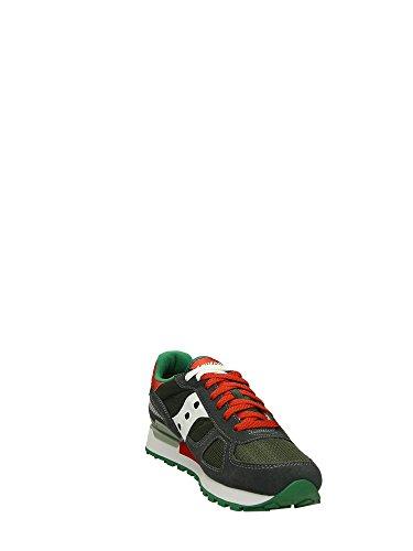 Saucony - Zapatillas para hombre Grigio Verde