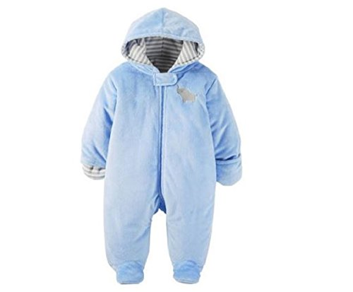 Baby Boy All In One Pram Suits - 2