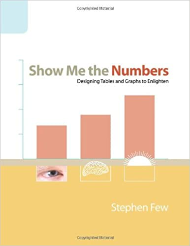 Show me the numbers designing tables and graphs to enlighten show me the numbers designing tables and graphs to enlighten first edition edition fandeluxe Document