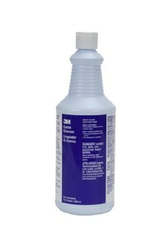 3M 048011598180 Creme Cleanser Ready-to-Use, Quart (Case of 12)
