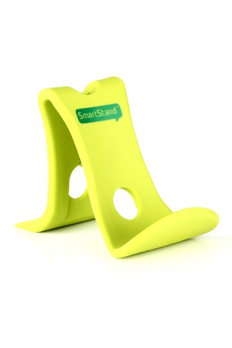 SmartStand Mobile Device Holder for All Cell Phones - Chartreuse