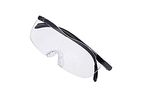 da7d2eee5ea1 Image Unavailable. Image not available for. Colour  Unisex Pro Big Vision  Reading As Seen On TV Bigger Magnifying Glasses Eyewear