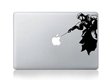Amazoncom Harry Potter Macbook Vinyl Sticker Laptop Skin - Vinyl stickers for laptops