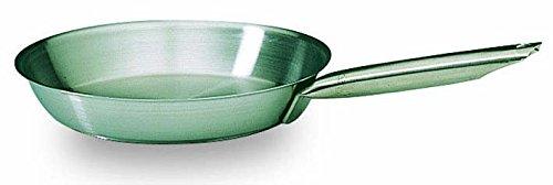 Matfer Bourgeat 685020 ''Tradition Plus'' Fry Pan, 7 7/8-Inch, Gray by Matfer Bourgeat