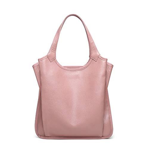 De Mujer Bolso Moda Capacidad Conmute Pink Bolsa Gran Viaje gwppZdq