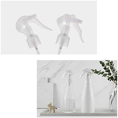 3pcs 200ml Empty Cosmetic Spray Bottles Reusable Plastic Water Sprayer Transparent Water Mister Portable Plants Hand Trigger