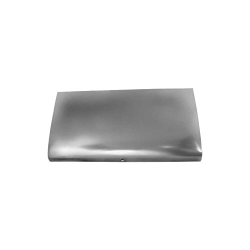 MACs Auto Parts 44-38744 Ford Mustang Trunk Lid - Coupe And (Ford Mustang Coupe Trunk)