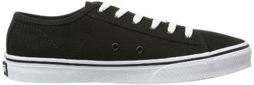 Vans Y Ferris (S14) VUZAC2L.105 - Zapatillas para unisex-niños, color negro, talla 27 Negro (Noir (Black/White))