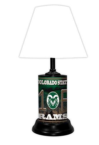 COLORADO STATE RAMS NCAA LAMP - BY TAGZ ()