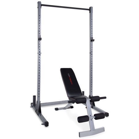 CAP Strength Power Rack with FID Bench by Cap