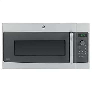 GE PSA9240SFSS Profile Advantium 1.7 Cu. Ft. Stainless Steel Over-the-Range Microwave Convection