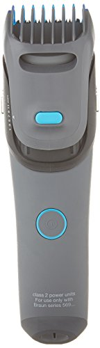 Braun Cruzer 6 Beard and Head Trimmer, Electric Shaver / Electric Razor